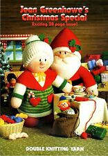 JEAN GREENHOWE KNITTING TOY PATTERNS CHRISTMAS SPECIAL