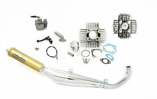 Tomos A35 Moped 70cc Performance Cylinder & Exhaust Package Kit, Sprint Targa lx