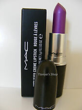 Mac PRO Lipstick VIOLETTA 100% Authentic Brand New Boxed