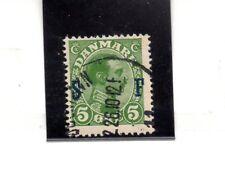 Dinamarca Monarquias Servicio valor del año 1917 (BN-374)