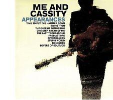 (EI129) Me And Cassity, Appearances - 2012 DJ CD