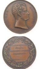Medaglia Carlo Alberto ai meritevoli per il colera del 1835 RARA