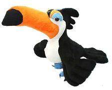 "RIO THE MOVIE Plush Toy 9"" Stuffed Animal Rafael Toucan Soft Figure Doll Bird US"