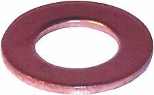 FLAT COPPER WASHER METRIC 6.5 X 9.5 X 1MM HCU609 QTY 100