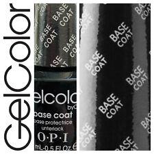 OPI GelColor UV/LED Soak off Gel Nail Polish Pro Health Base Coat GC010 15ml
