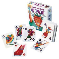 Gamewright Rat-a-tat Cat Fun Numbers Multiplayer Game