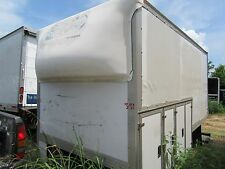 16 foot Utility Box for a Medium sized Truck with heavy duty gate