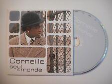 CORNEILLE : SEUL AU MONDE [ CD SINGLE PORT GRATUIT ]