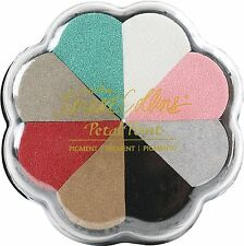 Color Box Petal Point FIERCE Pigment Ink Pad Clearsnap Brand NEW! 8 Colors
