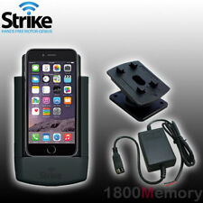 Strike Alpha Car Cradle Charger Dock Antenna Coupler for Apple iPhone 6 6S 4.7""