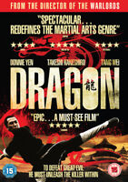 Dragon DVD (2013) Donnie Yen, Chan (DIR) cert 15 ***NEW*** Fast and FREE P & P