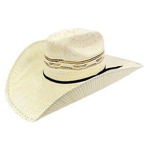 Twister Cattleman Bangora Straw Hat T71624