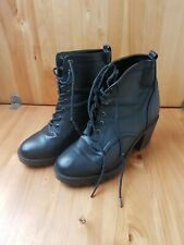 Ladies Size 6 Black Boots From Redherring