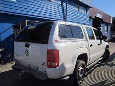 AMAROK VW Volkswagen CANOPY Dual Cab Ute Canopy 2010 - CURRENT Sliding Windows
