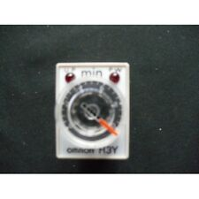 Temporizador Omron h3y-2-200vac-10m h3y 2 200vac 10m