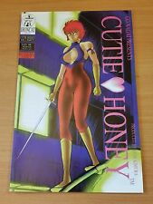Cutie Honey (Vol. 1) #2 ~ VERY FINE - NEAR MINT NM ~ 1998 Ironcat Studios
