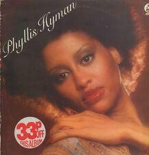 Phyllis Hyman(Vinyl LP)Phyllis Hyman-Buddah-BDLP 4046-UK-1977-VG/VG+