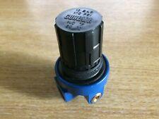 CUBEAIR 332A001 Pressure Regulator, 170PSI (12bar), 60 Deg C