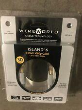 WireWorld Island 6 HDMI 2.0 meter Wire World HDMI CABLE(BRAND NEW)