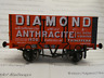 Dapol 7F-073-001 7 Plank Wagon 9ft Wheelbase 3 Door Diamond No: 1130 O Gauge