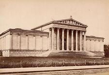 MUNICH c. 1880 - Bâtiment Allemagne  - 19