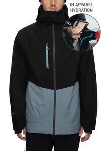 686 GLCR Hydrastash Reserve Insulated Jacket - Men's - Medium / Goblin Blue