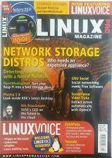 Linux Pro Magazine Feb 2017 Network Storage Distros Detect Spam Free Shipping sb
