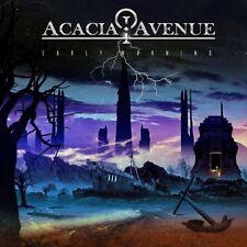 ACACIA AVENUE - Early Warning / New CD 2016 / Hard Rock AOR / FATE, Fatal Force