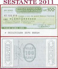 BANCA CATTOLICA DEL VENETO Lire 100 17.12. 1976 ASSOC. COMMERCIANTI ROVIGO B4