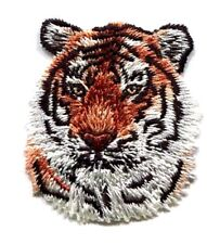 IRON ON PATCH TIGER