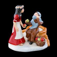 Fairytale Park - Szene Schneewittchen 12 cm - Villeroy & Boch - Weihnachten