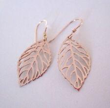Rose Gold 18k Fine Earrings