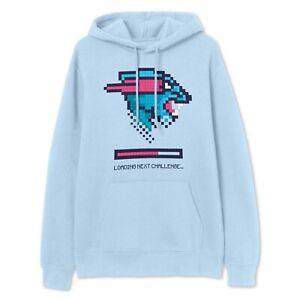 Pixel Mr Beast Hoodie Mr Beast Merch Adult Mr Beast Gamer Hooded sweatshirt