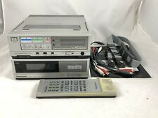 Panasonic Pv-8500 vintage portable video cassette recorder Vcr