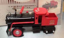 HALLMARK KIDDIE CAR ORNAMENTS---DUMP TRUCK AND AIRPLANE--ORIGINAL BOX---sr