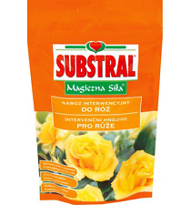 300g SUBSTRAL ROSES FERTILIZER chlorine-free  room maid, balcony outdoor flowers