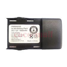 1800mAh PMN4000 PMMN4013 Battery For MOTOROLA RADIO PACER SPIRIT SU42 SV52