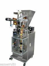PLC Control Auger Filler Chilli Powder Bag Packing Machine/Bleaching Powder Seal