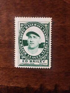 1961 topps baseball stamp