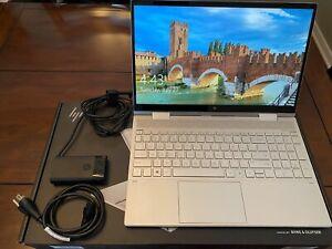 Used HP Envy x360 (Intel Core i7 - 12GB Memory - 512GB SSD + 32GB Optane)