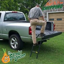 Truck Tailgate Ladder Pickup Cargo Trucks