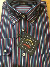 Paul & Shark Camisa, BNWT Para Hombre Talla 43 Nueva Colección Yachting
