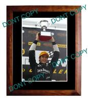 RICK KELLY HOLDEN MOTOR RACING STAR SANDOWN WIN LARGE A3 PHOTO