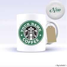 Starbucks Personnalisé Tasse Café Thé Cadeau Halloween Cadeau de Noël