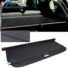 Fits 07-17 Jeep Compass Patriot Tonneau Retractable Cover Cargo Cover PU Leather