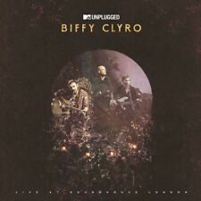 Biffy Clyro - MTV Unplugged - Live at the Roundhouse - CD - Released 25th May