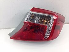 2012 - 2014 Toyota Camry Outer Tail Light OEM RH (Passenger) - Used
