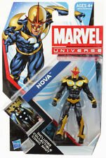 MARVEL UNIVERSE Collection__NOVA 3.75 inch action figure_Series # 4_MIP_Unopened