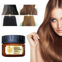 Magical keratin Hair Treatment Mask 5 Seconds Hair Root Repair Nourishing 60ML *
