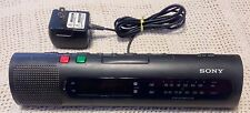 Vintage Sony ICF-C760 AM/FM Dual Alarm Clock Radio